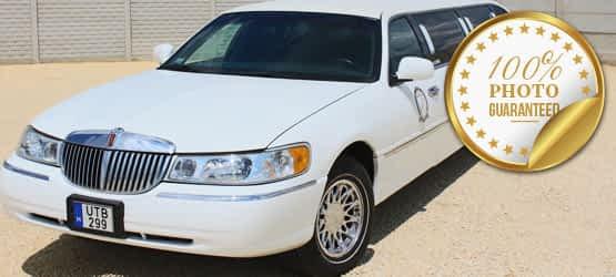 LINCOLN TOWN CAR STRETCH LIMO – 20.0000Ft-tól! ( 8-9 fő)