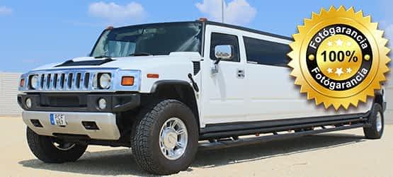 Hummer H2 limuzin