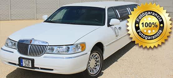 Limuzin bérlés - Lincoln Town Car Stretch
