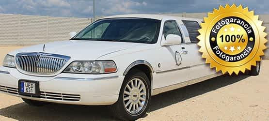 Lincoln ultra stretch limuzin bérlés
