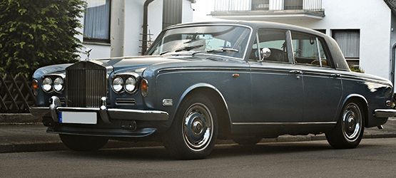 Rolls Royce Silver Shadow limuzin