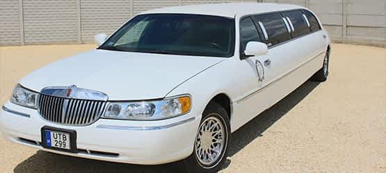 Lincoln Town limuzin bérlés akció