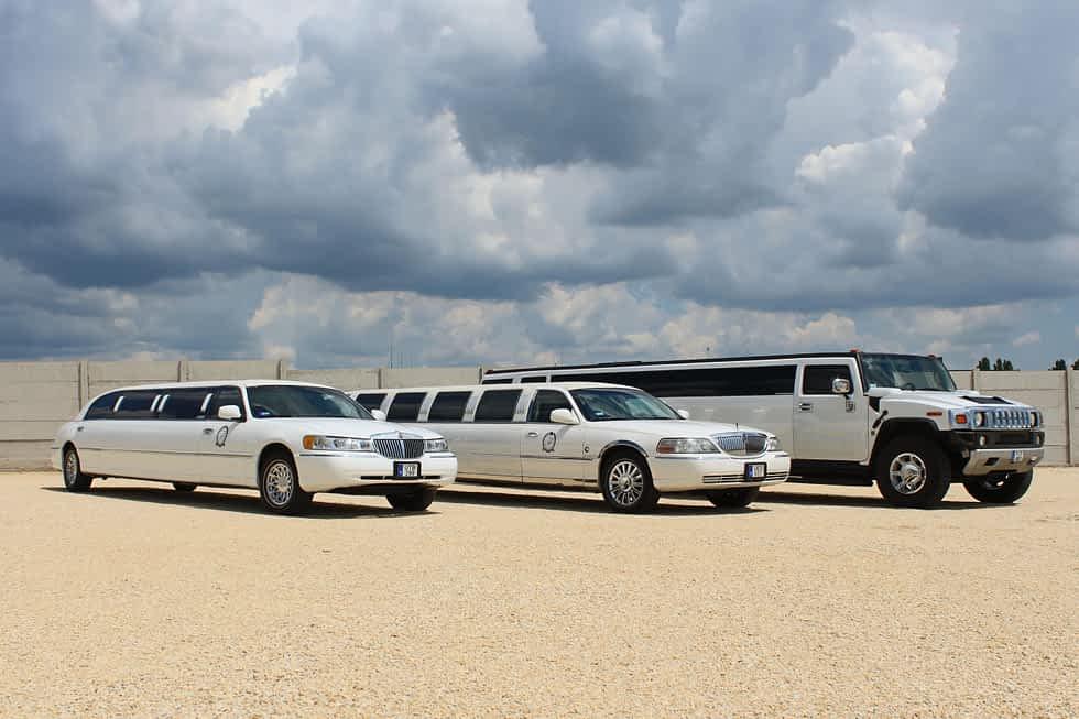 Igényes limuzin flottánk