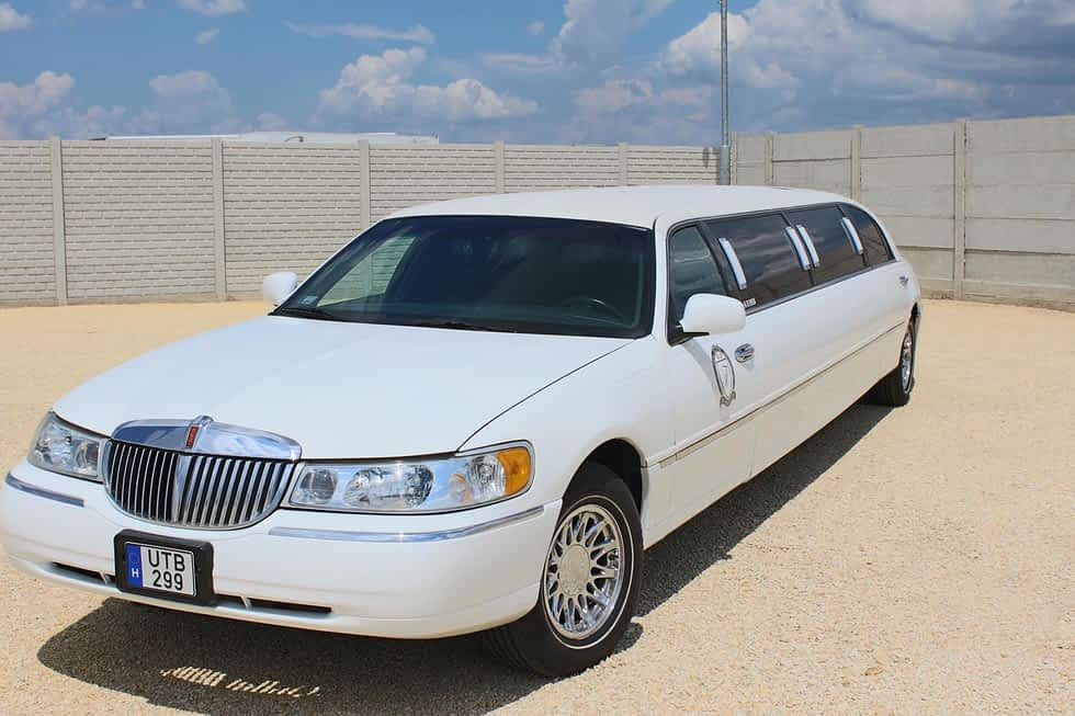 Lincoln limuzin a Limocentertől